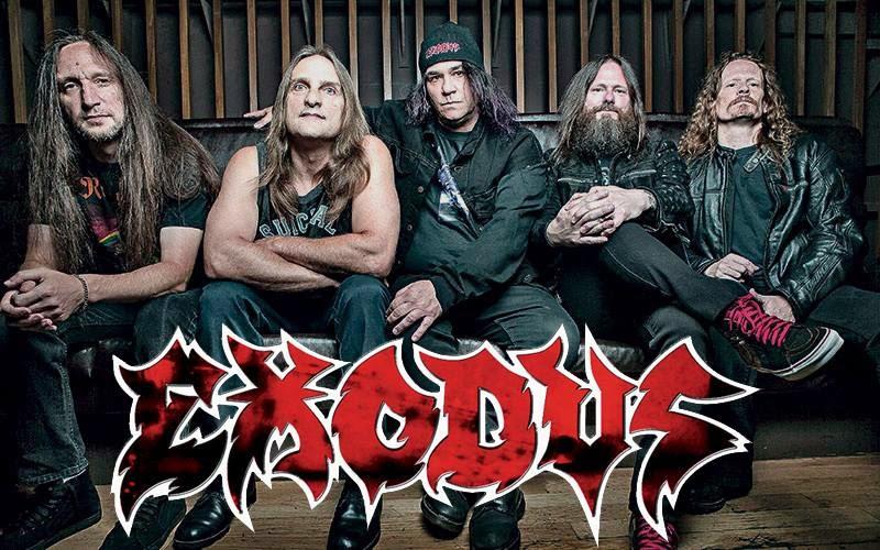 Resultado de imagem para exodus band