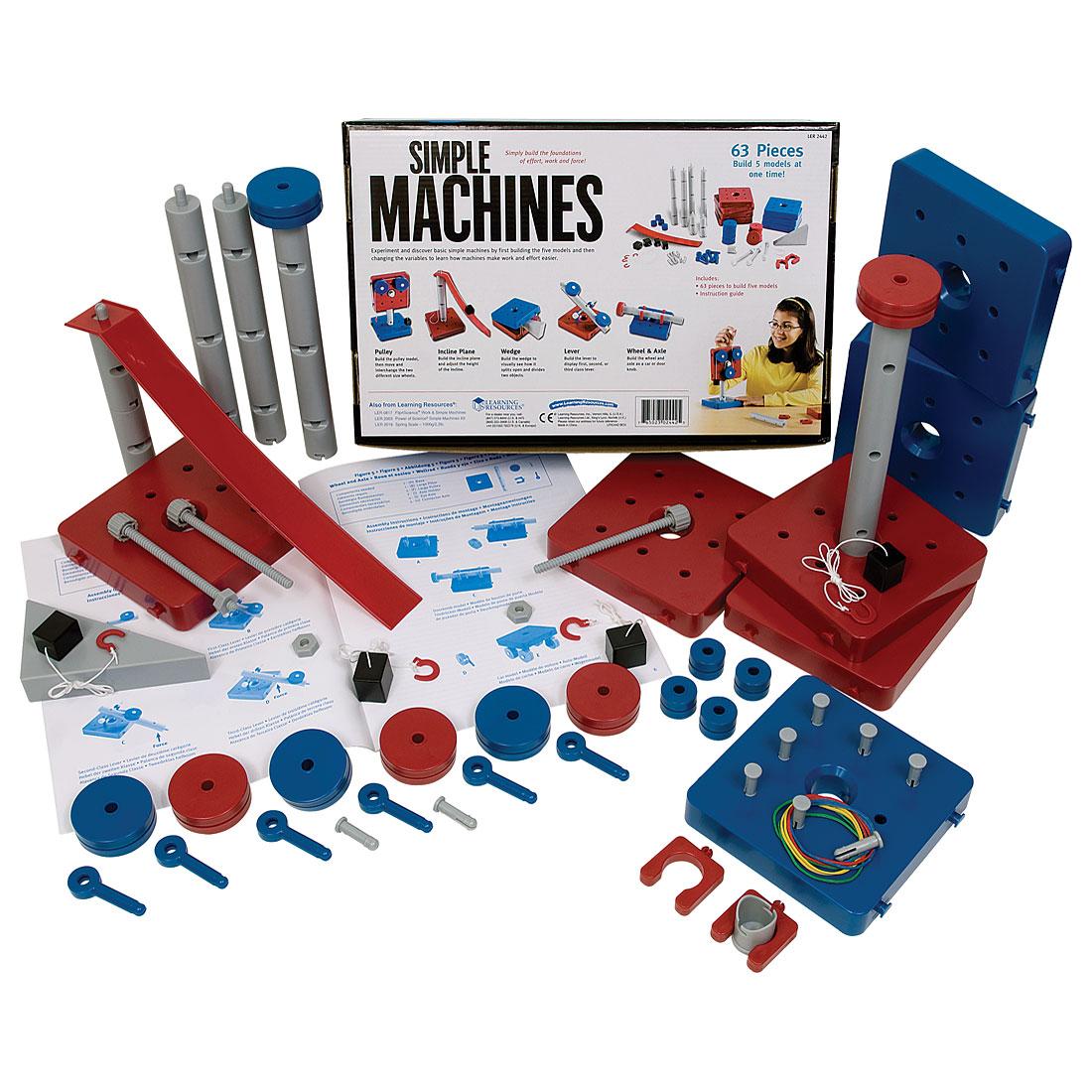 Simple Machines Set W