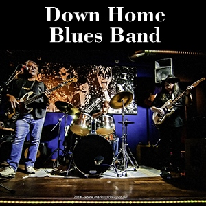 """Veranstaltung in Dormagen - """"Geplant"""": Down Home Blues Band Live im Pink Panther"""
