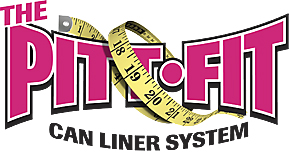 Image result for pitt-fit can liners