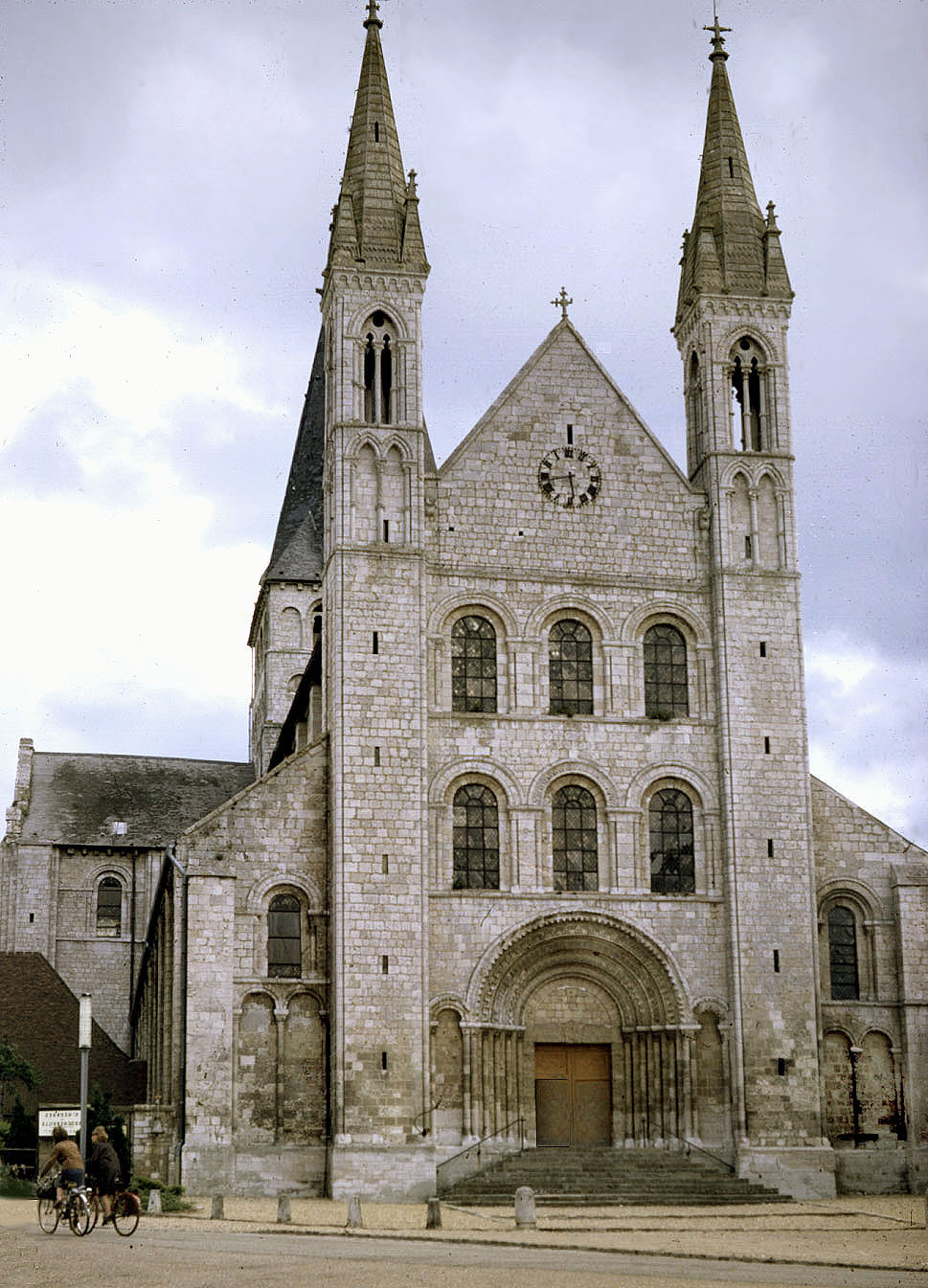Medieval Saint Martin De Boscherville