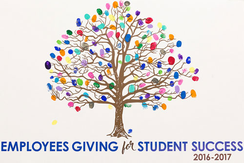 Employees Giving for Student Success