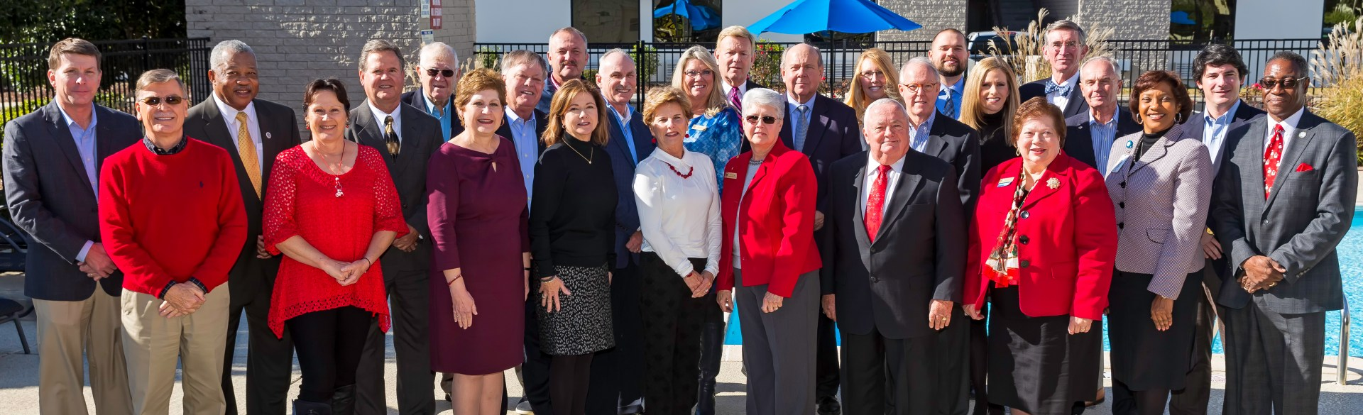 PCC Foundation Board Group Photo (2018)