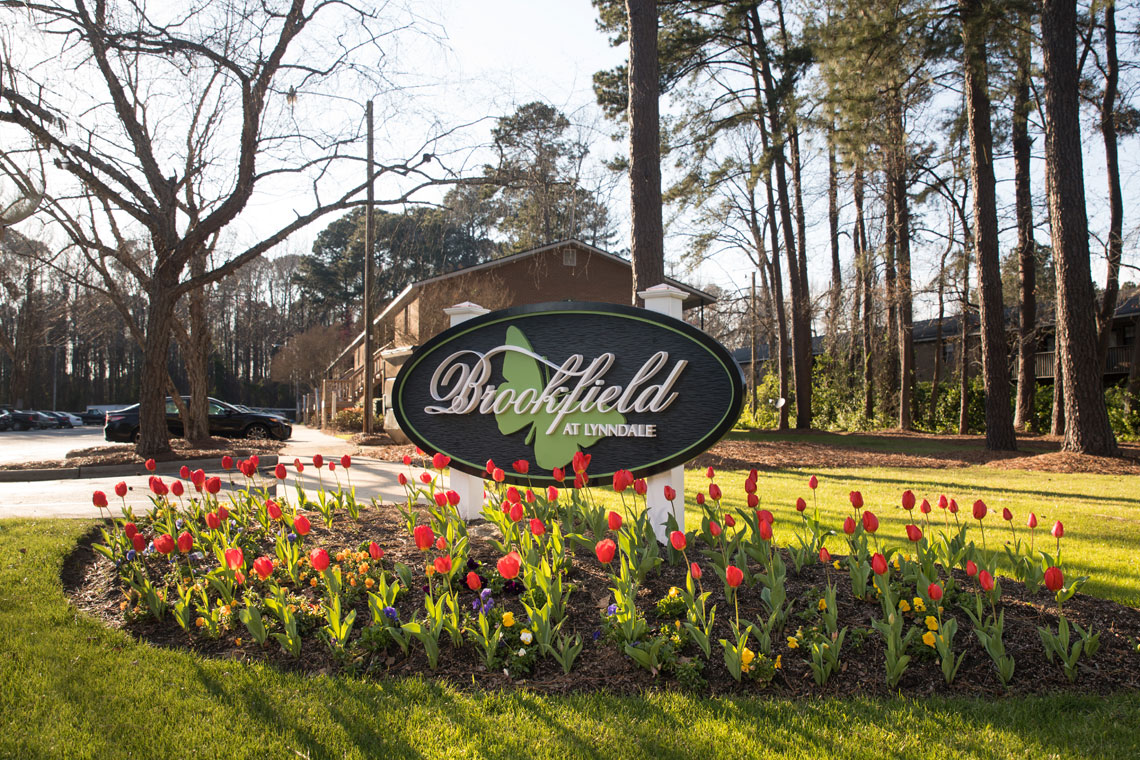 Brookfield Entrance