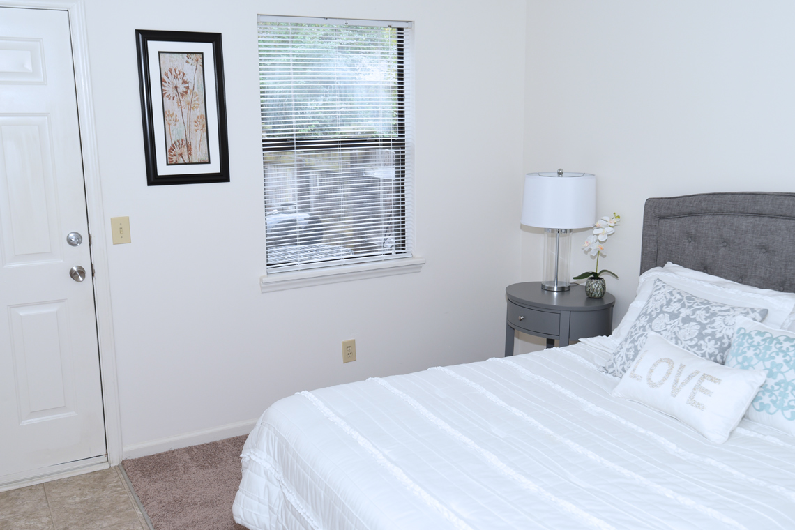 Wesley South at ECU & Brookfield at Lynndale - 2 Bedroom Large Bedroom
