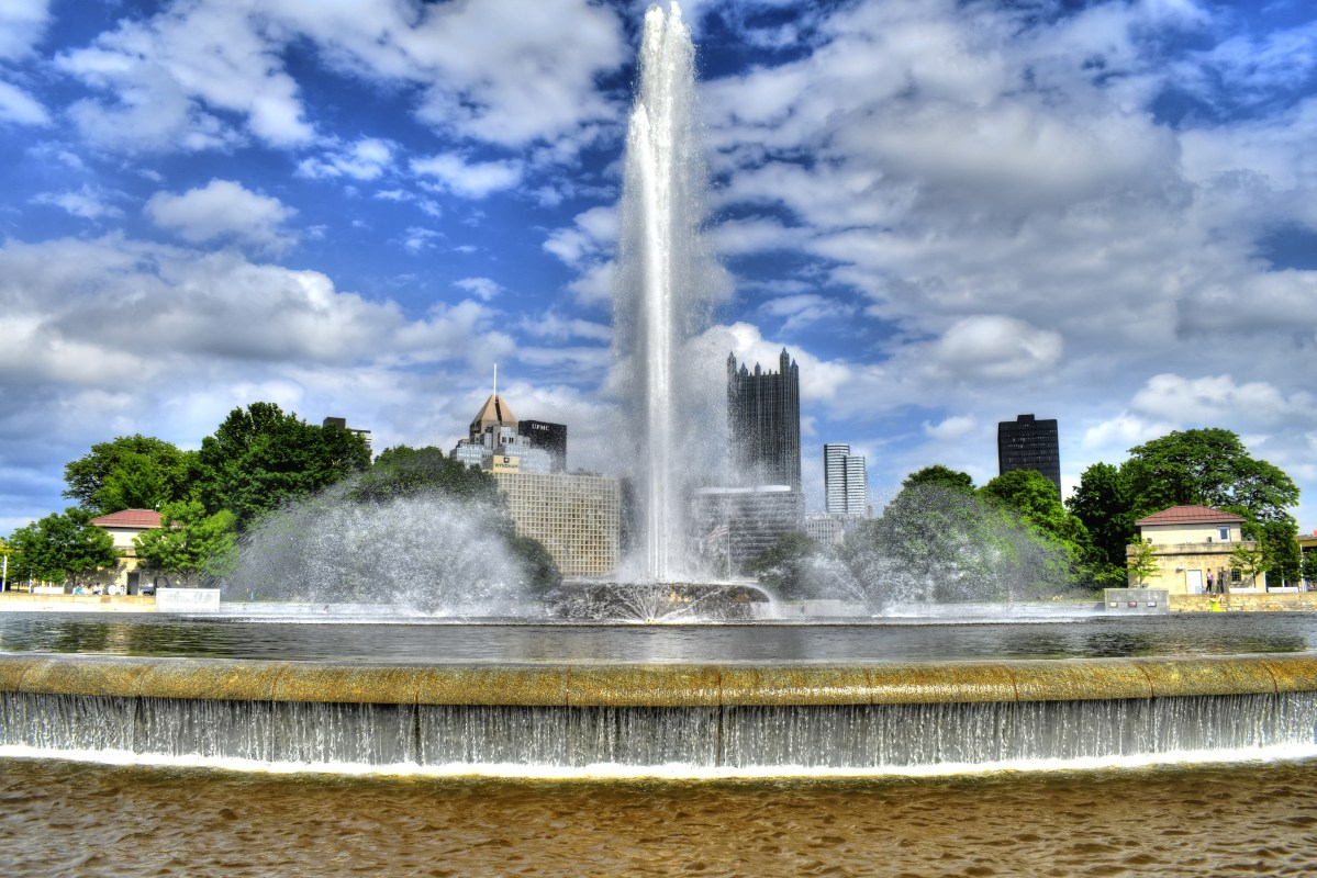 Uniquely Beautiful Outdoor Places in Pittsburgh