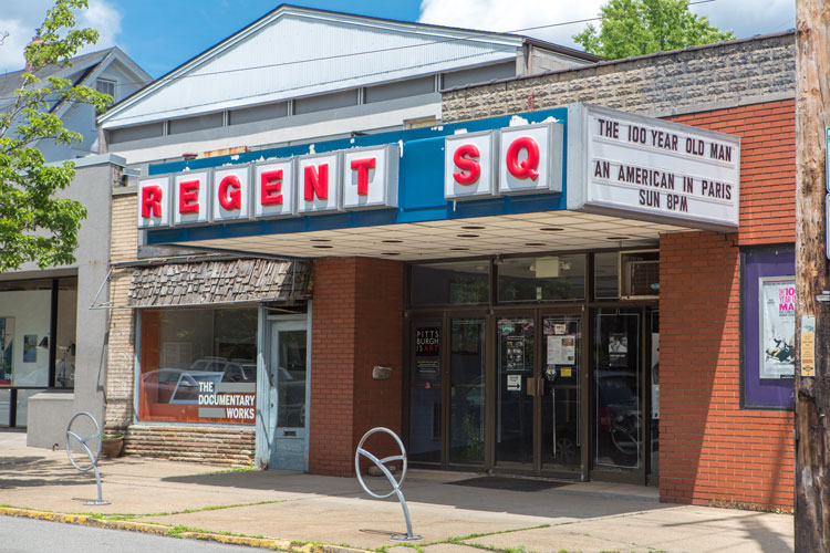 Pittsburgh Neighborhoods: Regent Square