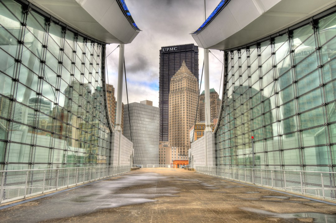 History of Downtown Pittsburgh