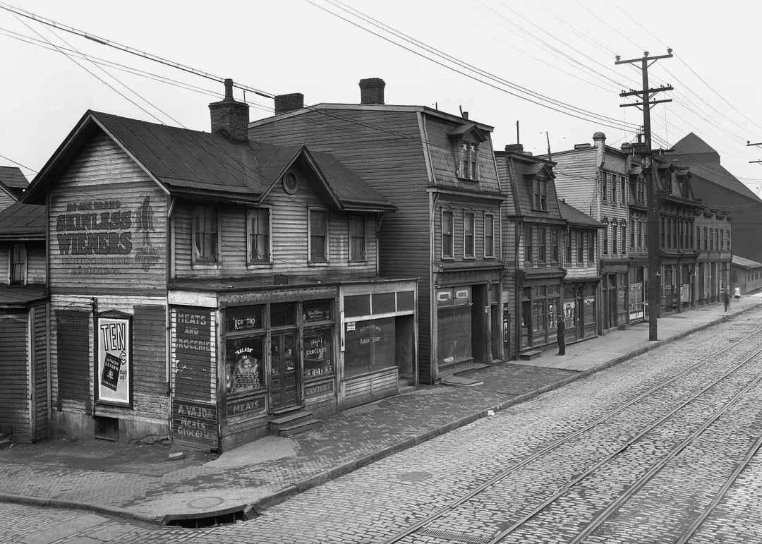history of hazelwood
