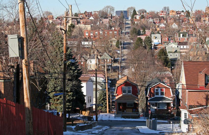 Pittsburgh Neighborhoods: History of Carrick