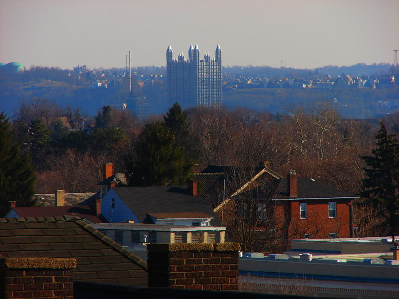 Pittsburgh Neighborhoods: Observatory Hill