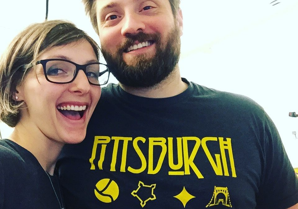 The Pittsburgh Shirt Company finds a perfect fit in Pittsburgh