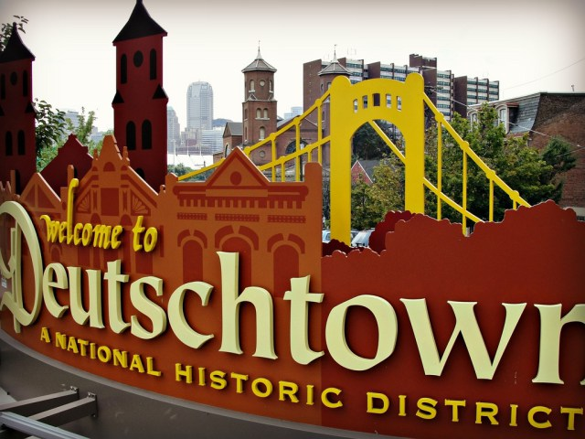 Pittsburgh Neighborhoods: East Allegheny or Deutschtown