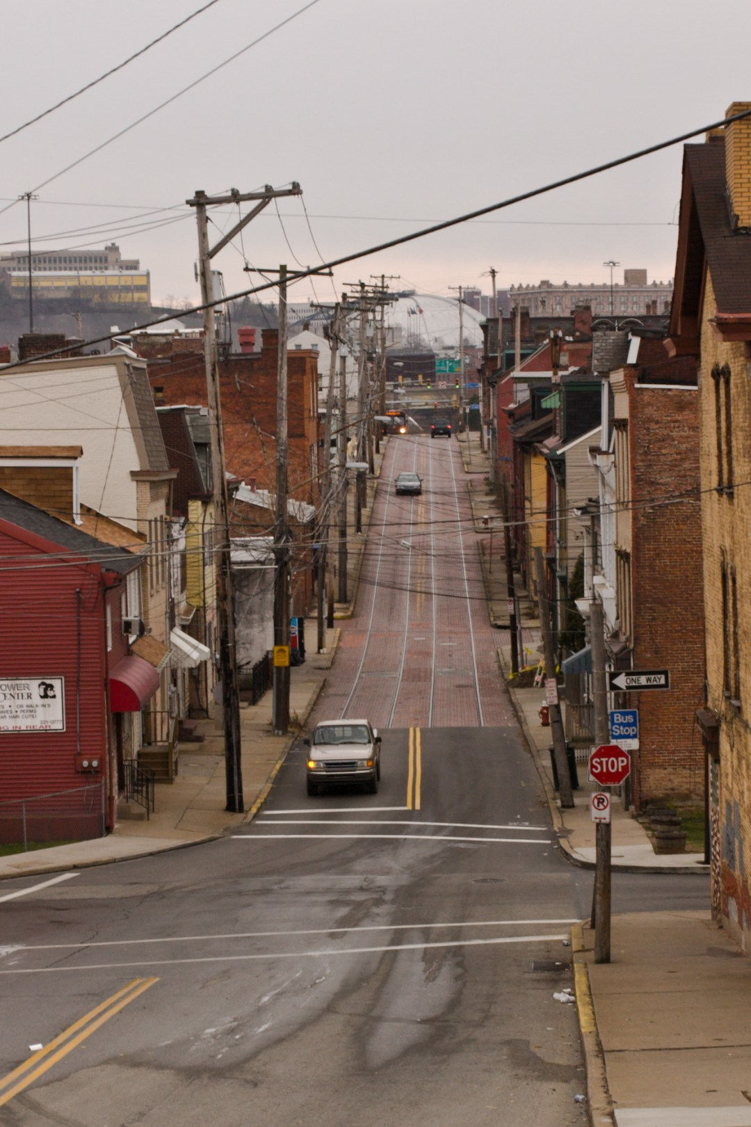 History of Deutschtown