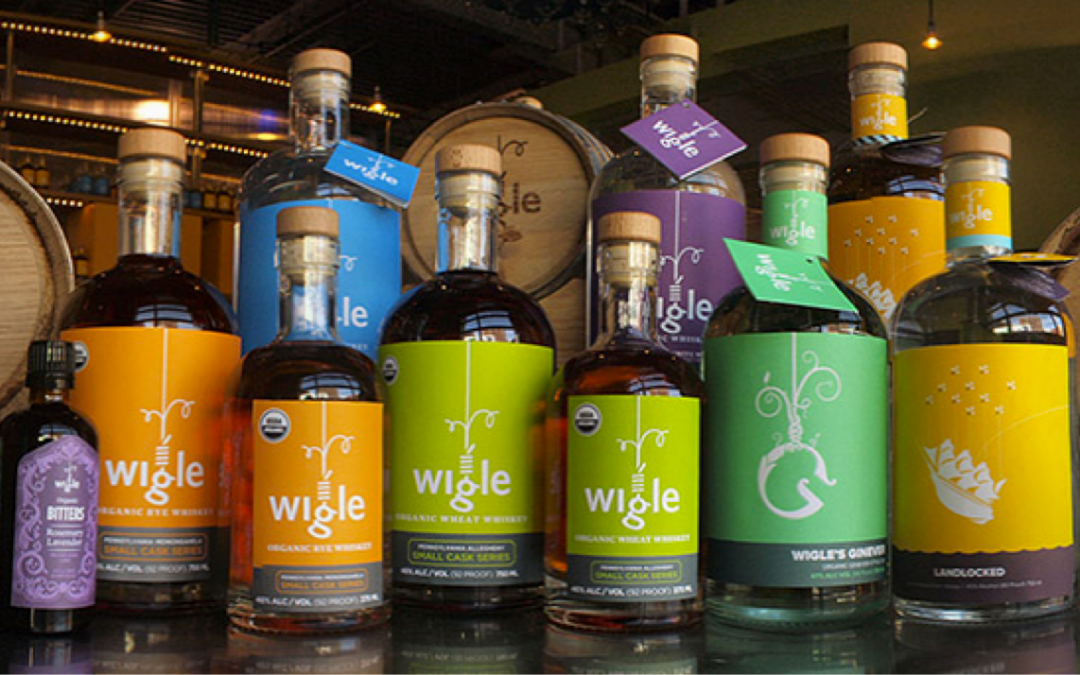 Wigle Whiskey Rolls into Spring