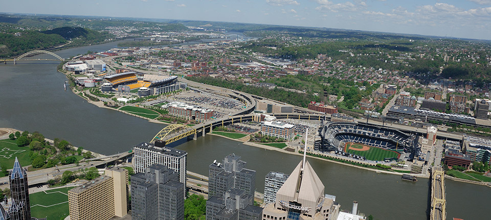 7 Great Things to do Outdoors in Pittsburgh This Summer