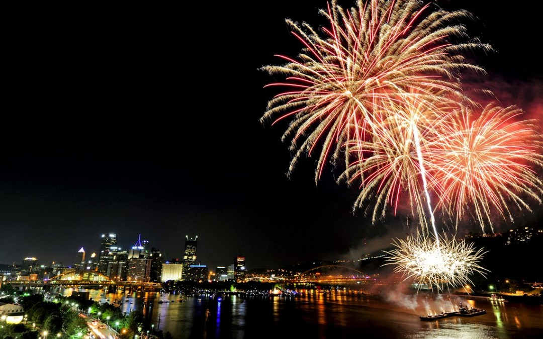 Independence Day Festivities In Pittsburgh