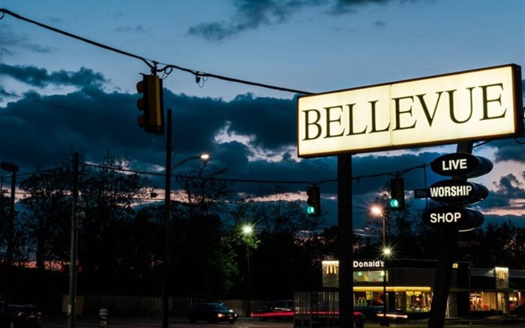 history of Bellevue
