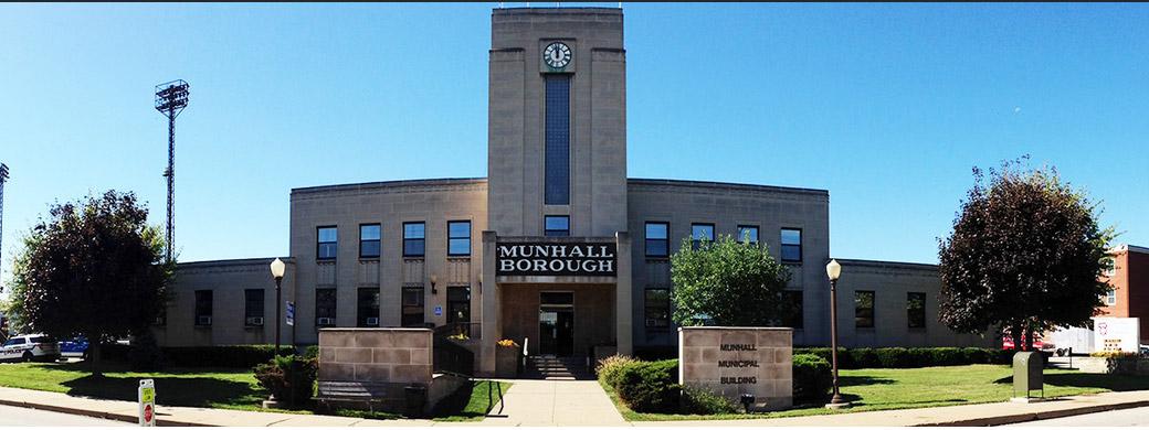 Pittsburgh Suburbs:  History of Munhall