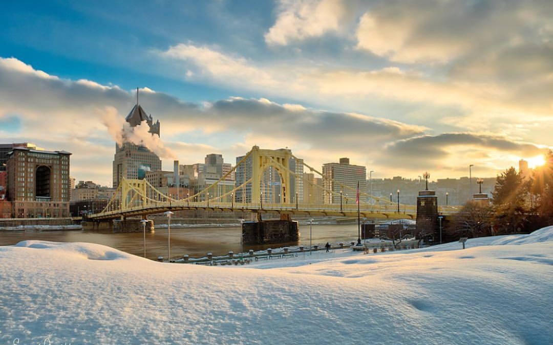 9 Suggestions for the Ultimate Pittsburgh Snow Day