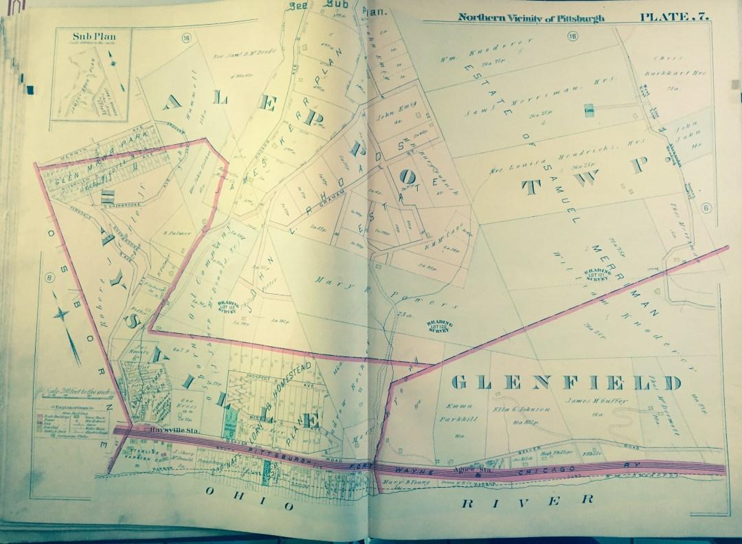 A History of Aleppo Township