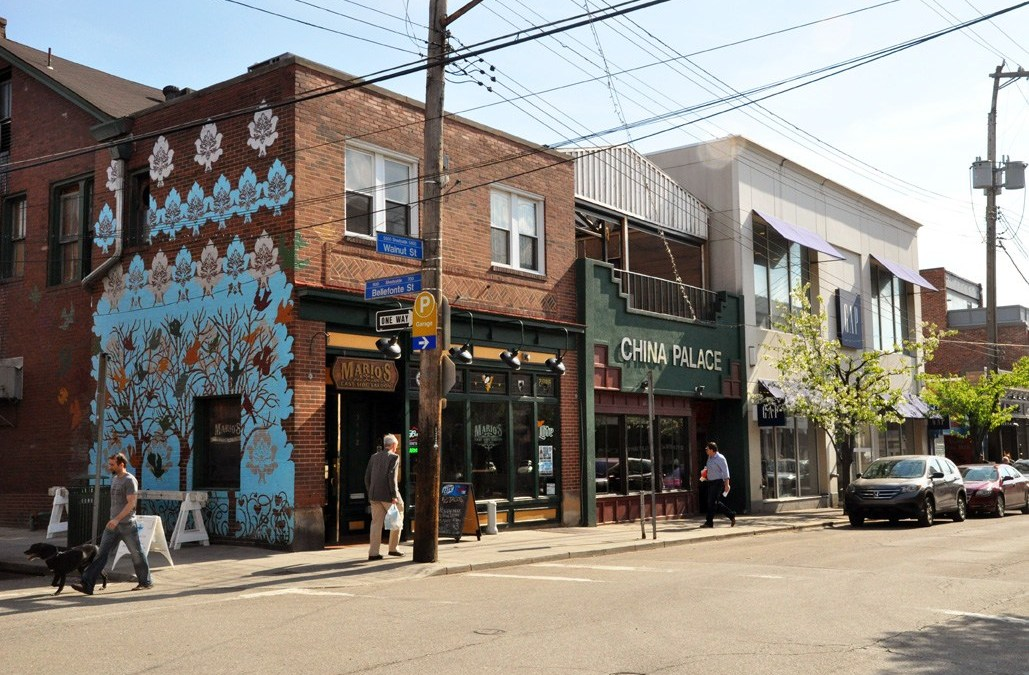 5 Great Restaurants in Shadyside