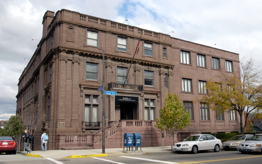 Doors Open Pittsburgh: Featuring the William Penn Snyder House