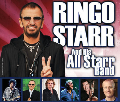 The Overdue Review – Zeke's Experience with Ringo Starr and his All Starr Band
