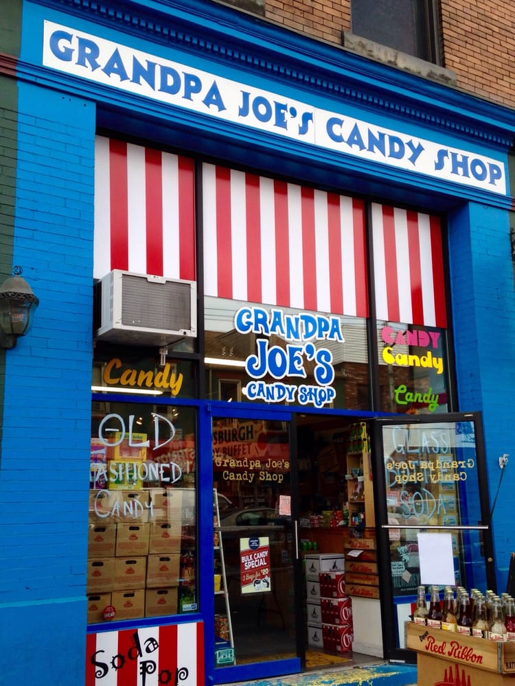 Candy Shops in Pittsburgh