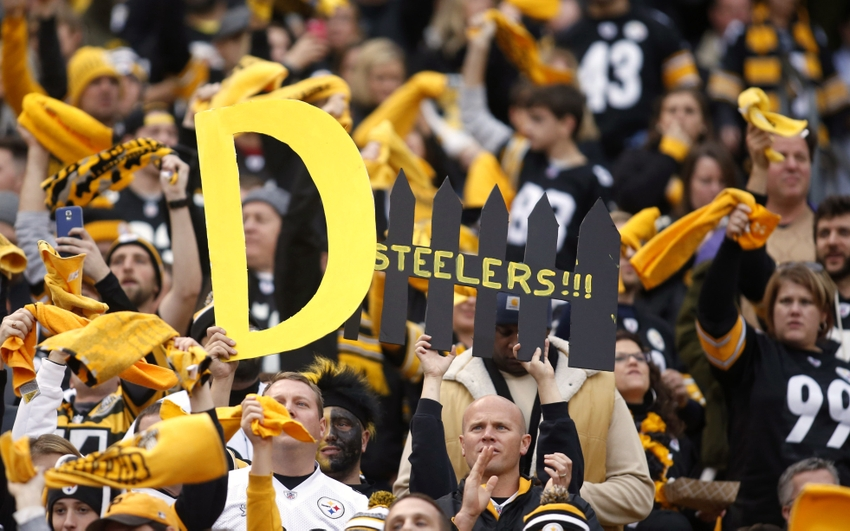 The Steelers Break Character - The D Takes a Stand