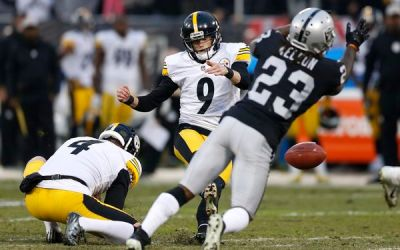 The black hole is not in Oakland – it's in The Steelers' Way
