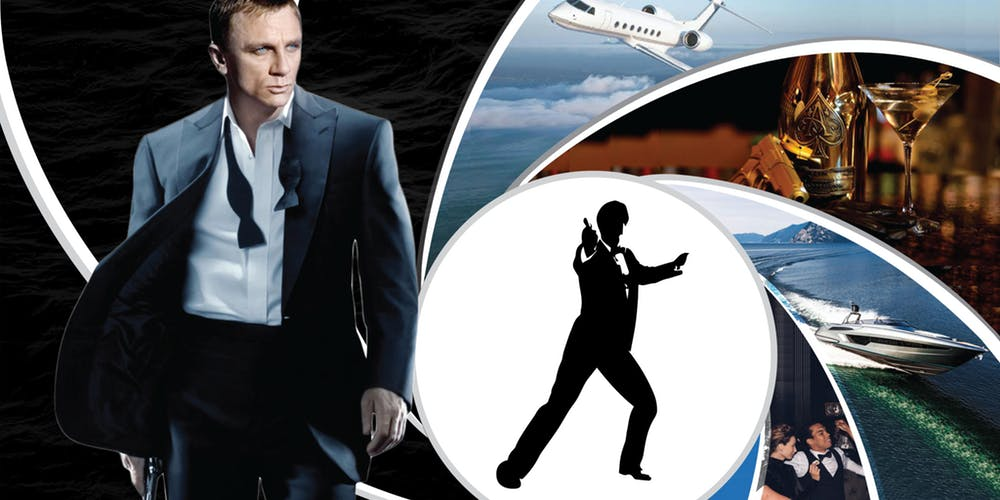 The 8th Annual James Bond Soiree Comes to Pittsburgh Benefitting the National  Kidney Foundation