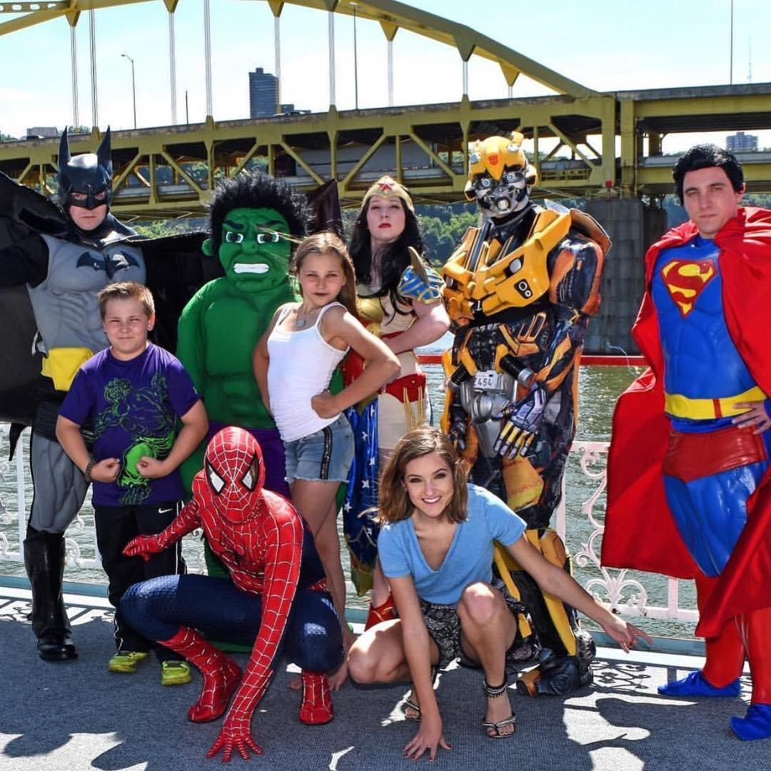 Halloween in Pittsburgh