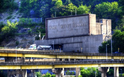 The View From The Fort Pitt Tunnel