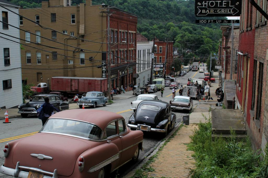movies filmed in pittsburgh