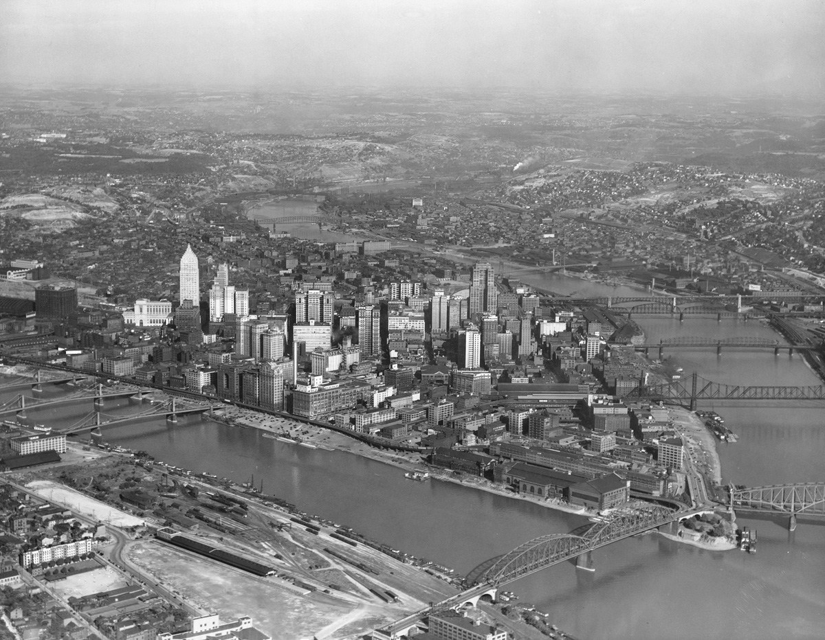 Pittsburgh Firsts