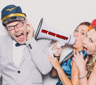 Photo Booth Rental Pittsburgh Price