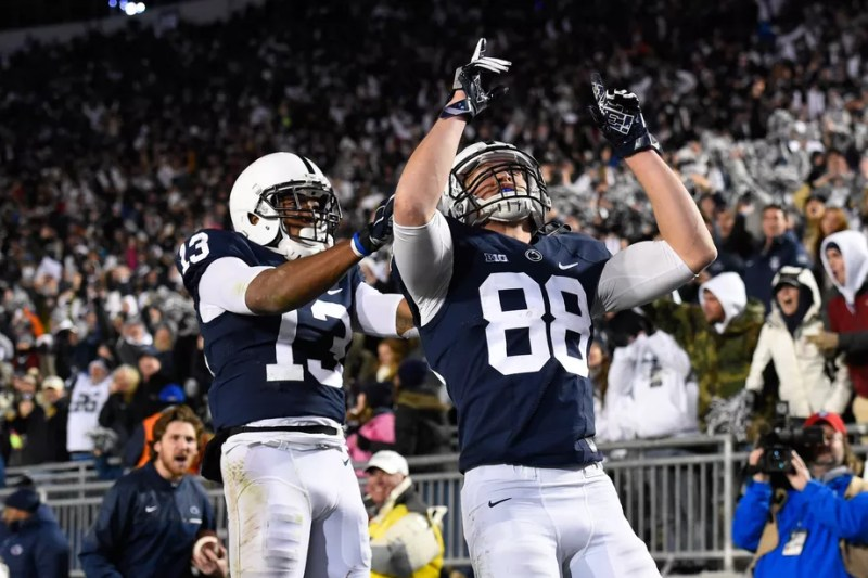 No. 7 Penn State looks for 10th win of season against Michigan State