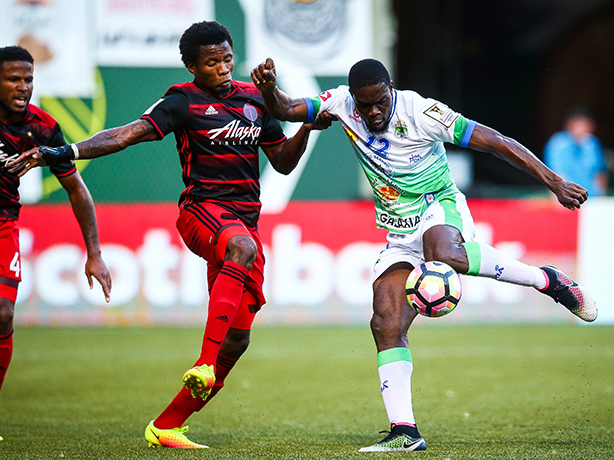 Riverhounds sign Kenroy Howell to one-year deal