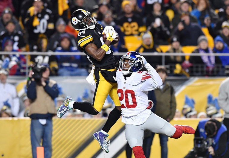 Steelers put on commanding performance in win over Giants