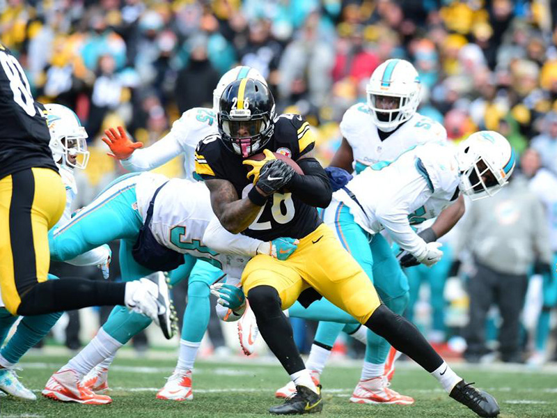 Three up, three down: Steelers vs. Dolphins