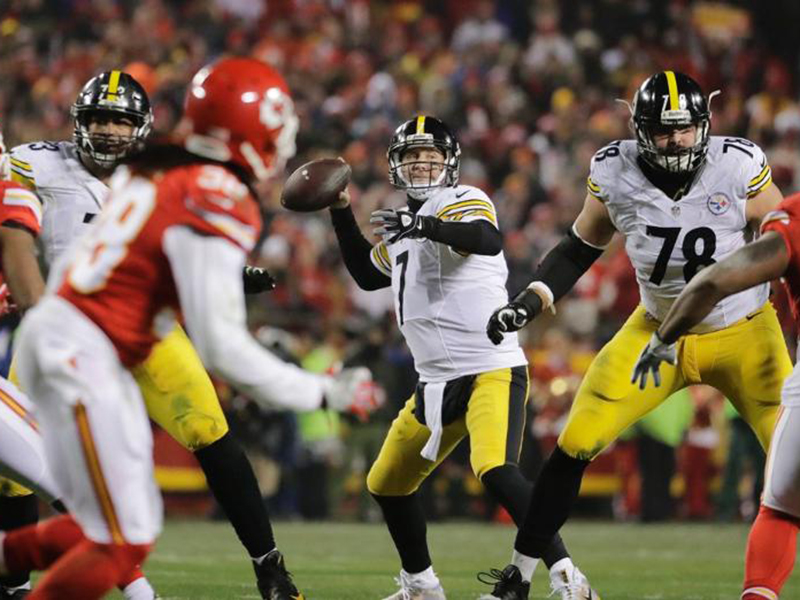 Grades: Pittsburgh Steelers vs. Kansas City Chiefs