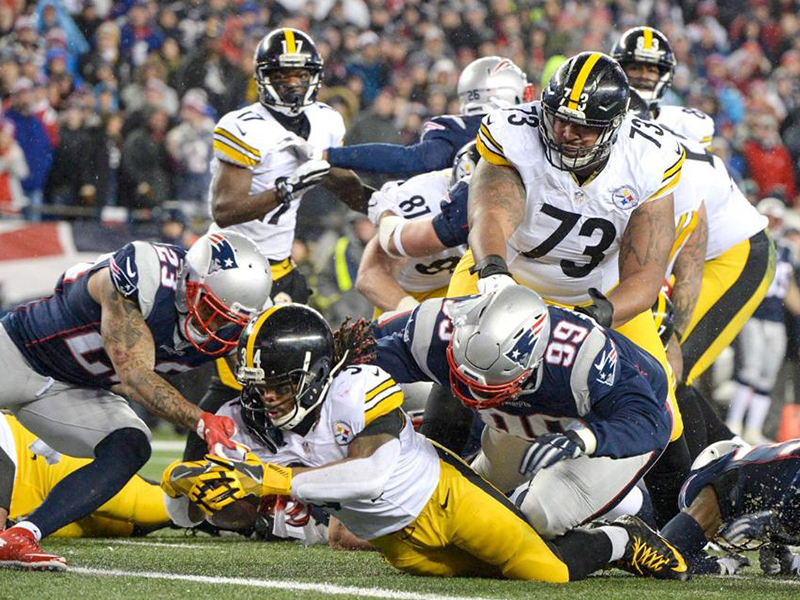 Grades: Pittsburgh Steelers vs. New England Patriots