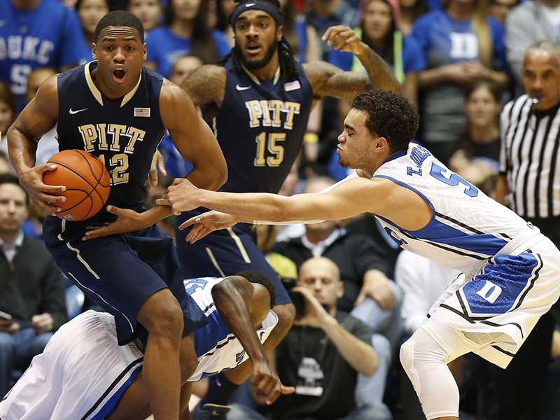 Panthers lost eighth game in a row, fall to Blue Devils 72-64
