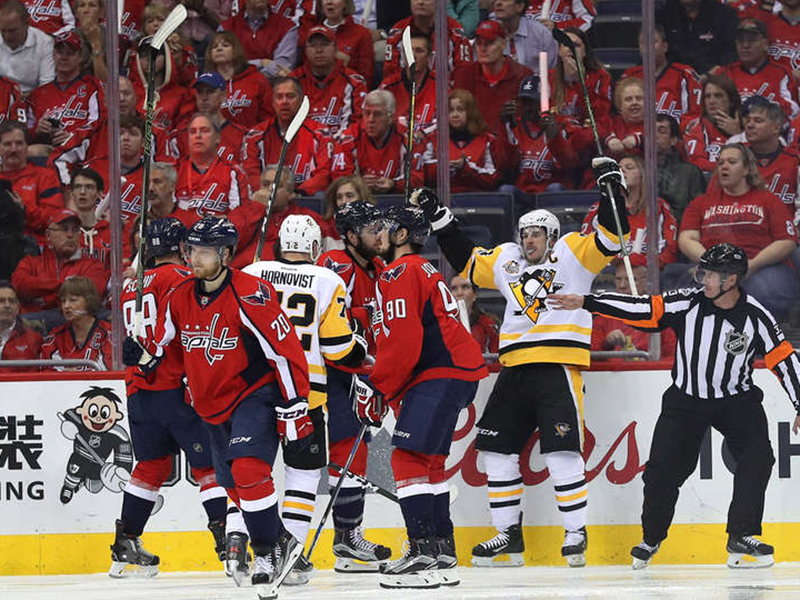 Best tweets from Game 1 of Penguins-Capitals playoff series
