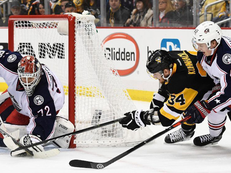 Penguins' 1st-round matchup versus Blue Jackets officially set