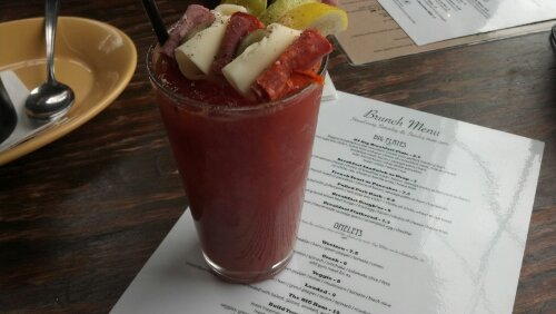 Bloody Mary from Bigham Tavern