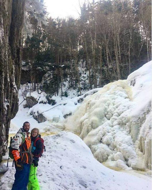 Garfield Falls - Trail #112