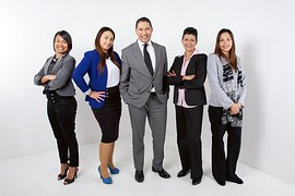 We have a team of outbound sales representatives