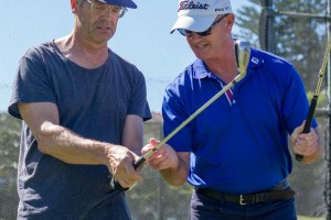 Leigh Hunter Private Golf Lessons